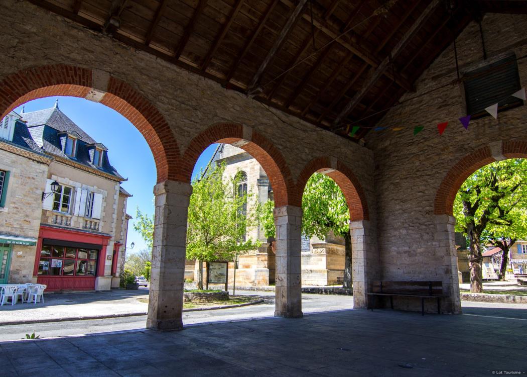 Assier - La Halle