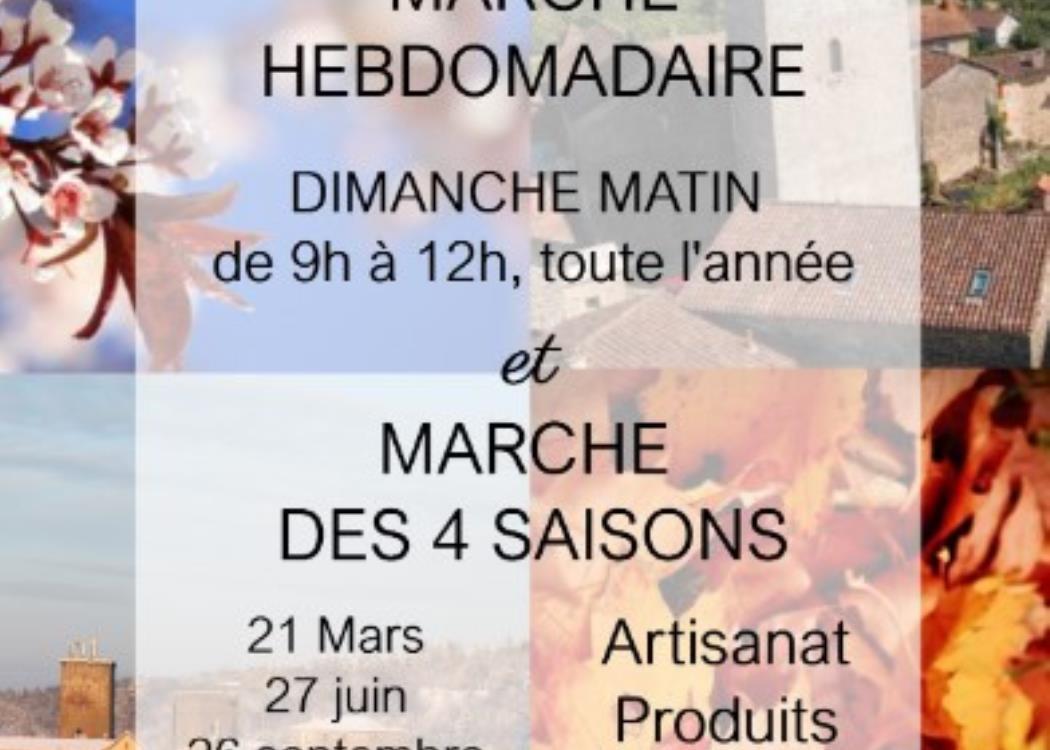 Marché Cardaillac