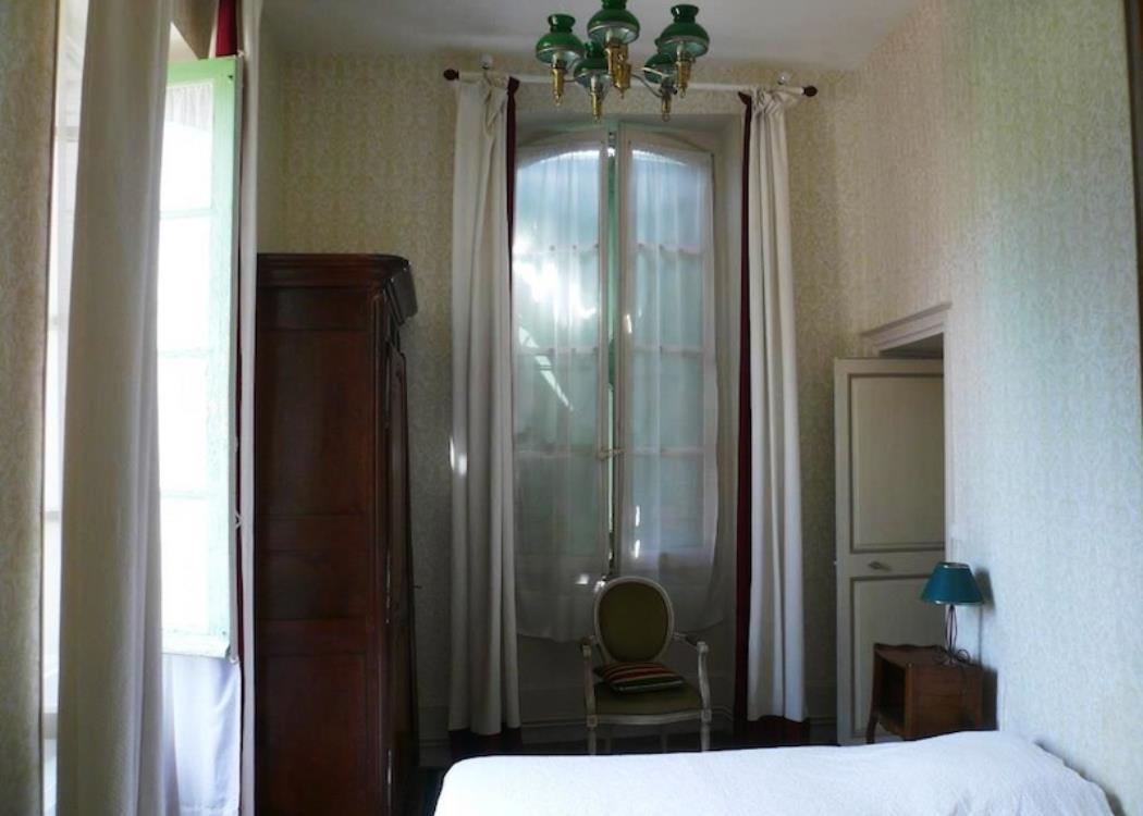Gite Cassagnes Figeac Chambre