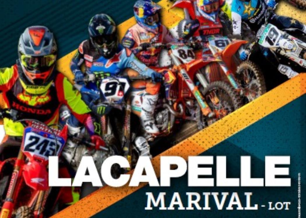 Grand prix motocross